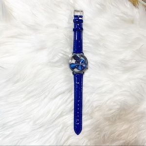 Mickey Mouse Blue Watch